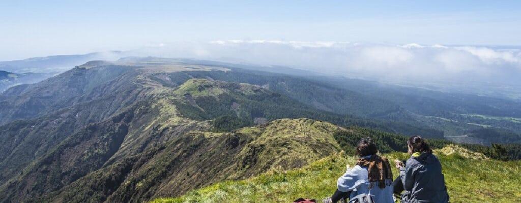 Tour de senderismo al Pico da Vara desde São Miguel