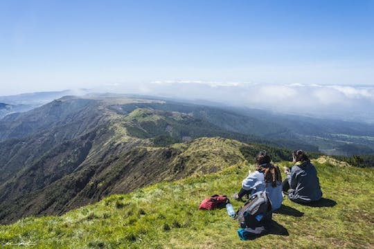 Hiking tour to Pico da Vara from São Miguel