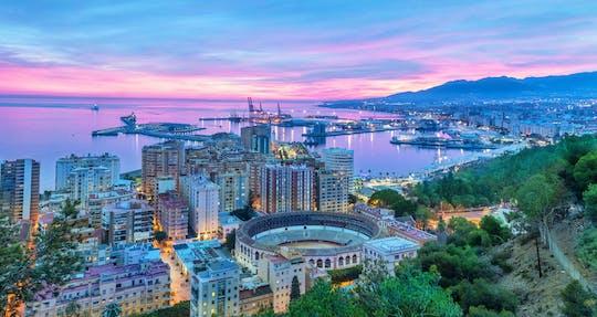 Visita gratuita de la Málaga nocturna