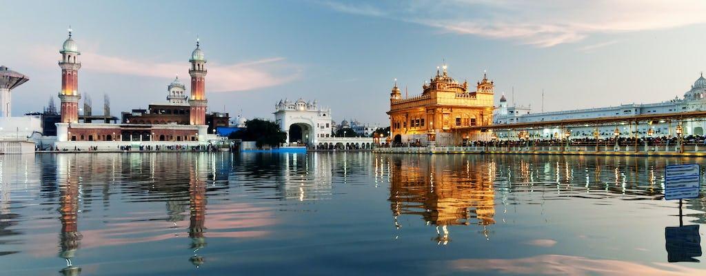 Golden temple tour with langar