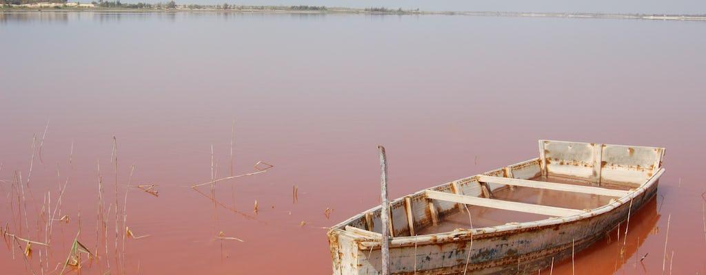 Excursão de um dia inteiro pela Ilha Gorée e Lago Rosa saindo de Dacar