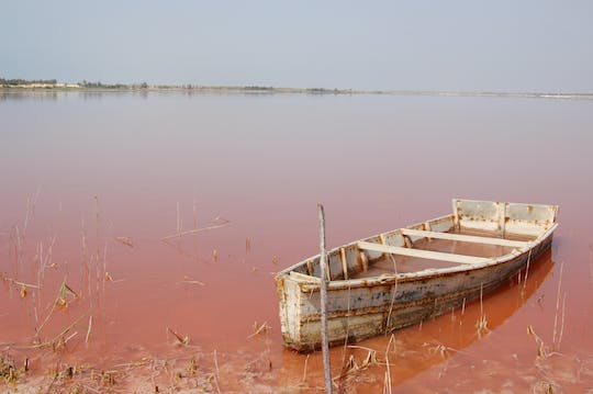 Gorée Island and Pink Lake full-day tour from Dakar