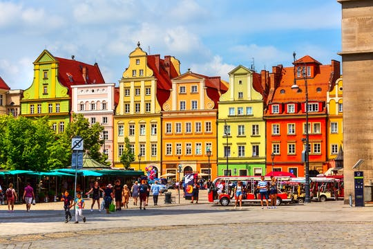 2.5-hour Wroclaw Old Town walking tour