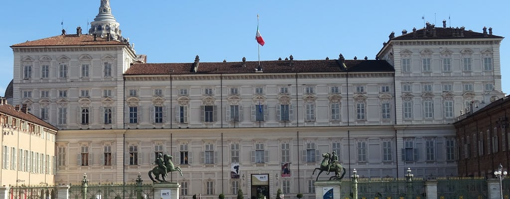 Royal Palace of Turin guided tour