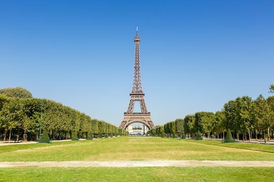 Tour gratuito sobre la historia de la Torre Eiffel y del Arco del Triunfo