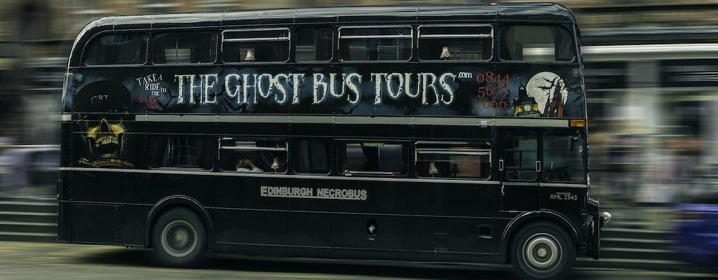Excursão em ônibus fantasma de Edimburgo