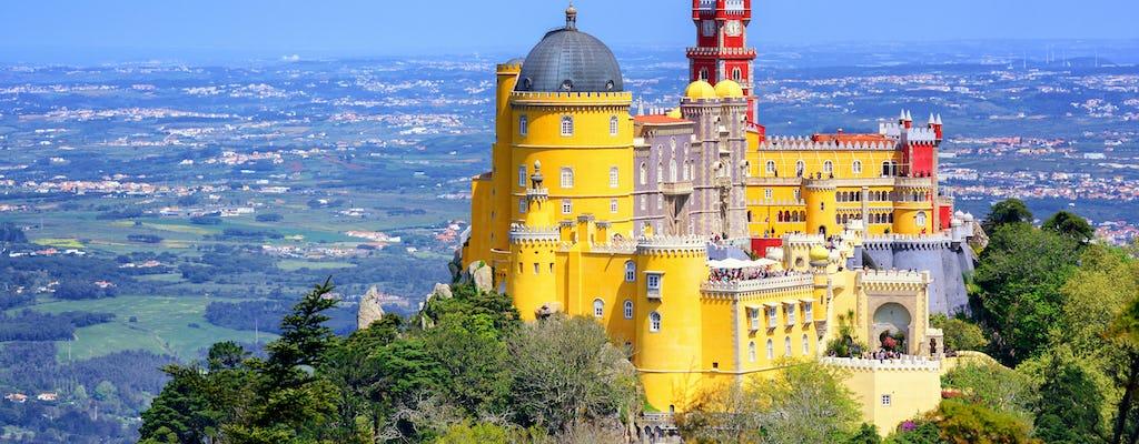 Sintra and Cabo da Roca from Lisbon