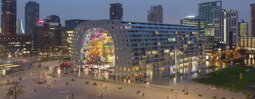 Нидерландский музей мореплавания тур и побывать на крыше в старых skyscrapper Роттердама