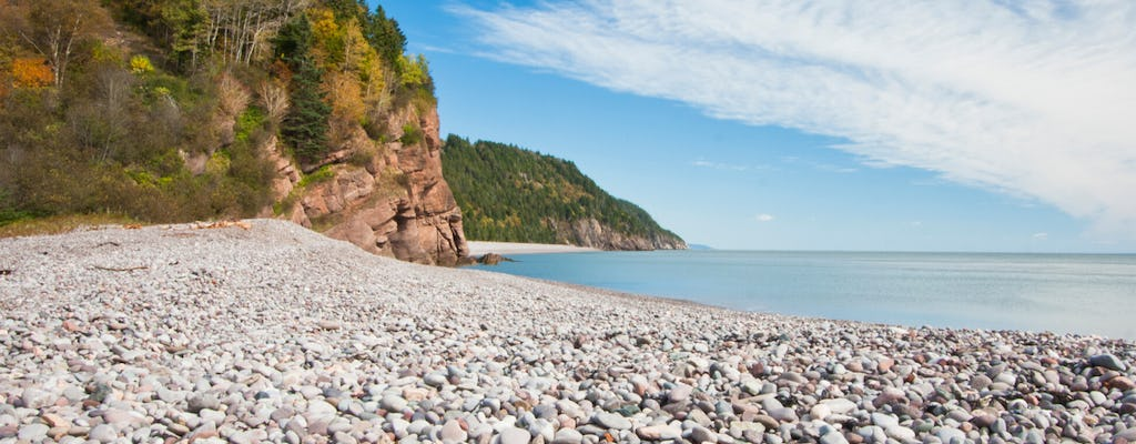 Best of Fundy with Hopewell Rocks tour