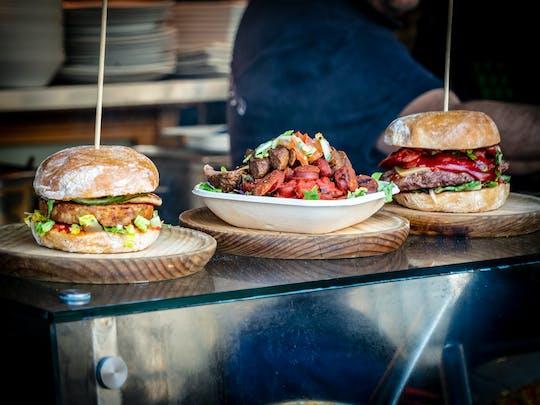 Selbstgeführte Food-Tour auf dem Borough Market
