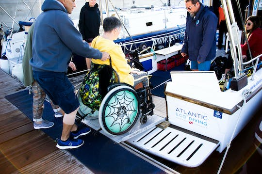 Accessible Eco Experience Boat Trip