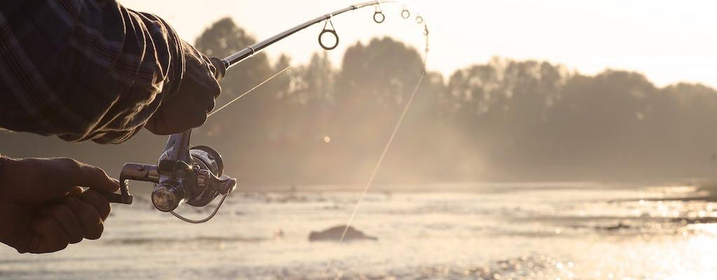 Big game fishing od Adaaran Select Hudhuranfushi