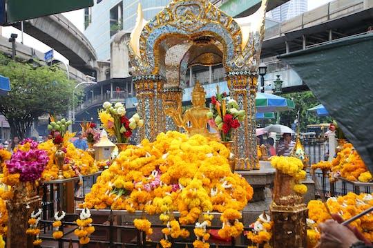 Visite en petit groupe des Sept Voeux de Bangkok