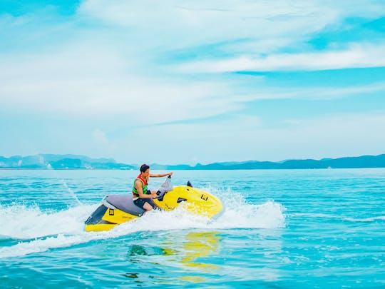 30 minuti di esperienza in moto d'acqua a Langkawi