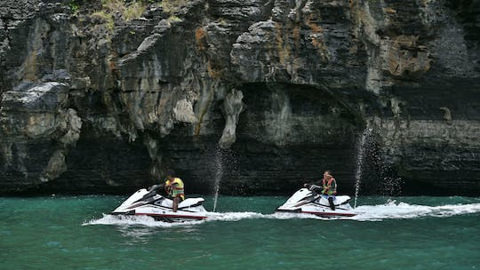Discover magical southern islands of Langkawi by Jet Ski