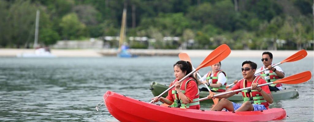 Kayak au Paradise 101 à Langkawi
