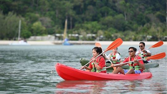 Kayak al Paradise 101 a Langkawi