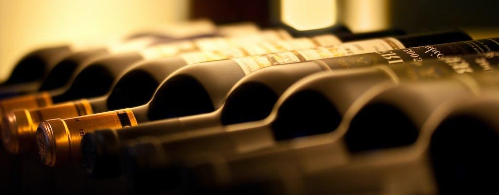 Онлайн-класс по дегустации вин с сомелье