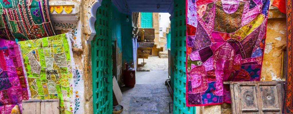 Half-day Jaipur's crafts institute
