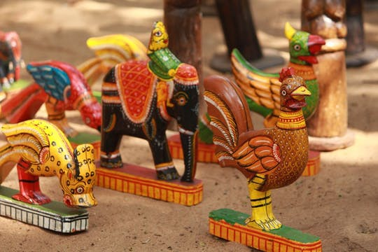 Half-day toy making tradition of Jaipur