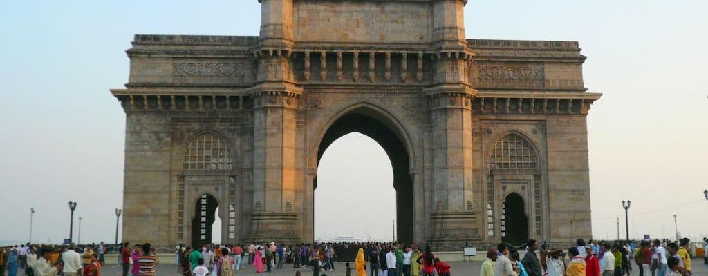 Koloniale wandeltocht van een halve dag in Mumbai