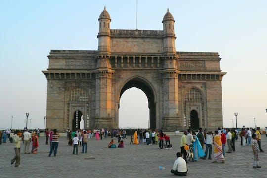 Tour colonial de medio día a pie en Mumbai