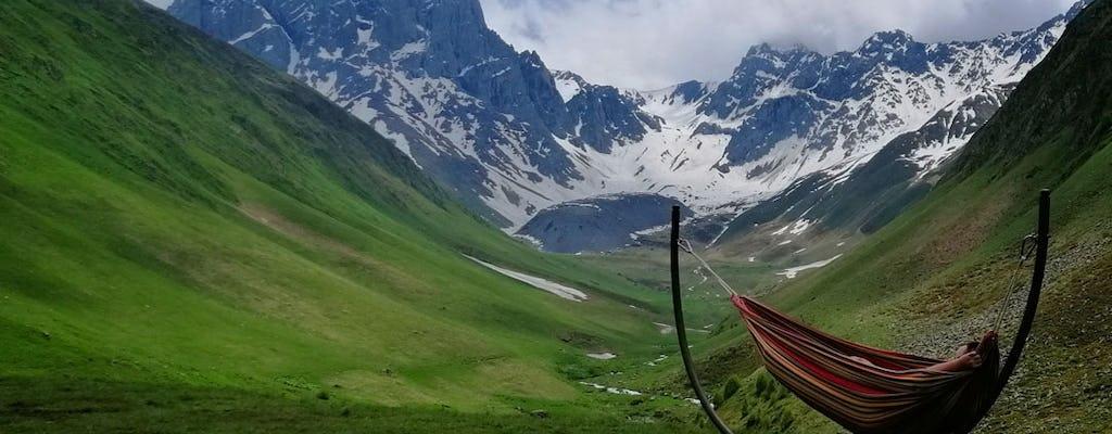 Prywatna wycieczka do Juty z wędrówką po Kaukazie