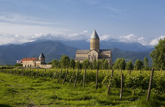 Prywatna wycieczka do Kakheti z Tbilisi