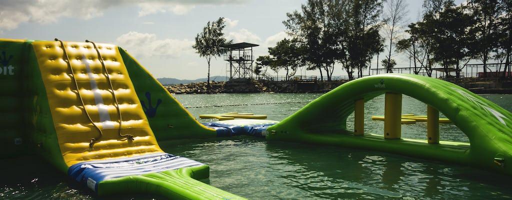 Aqua Park at Paradise 101 Langkawi