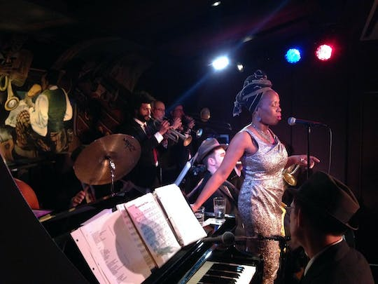 Private Jazz in NYC Tour Highlights
