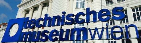 Biglietto d'ingresso al Museo della Tecnologia di Vienna