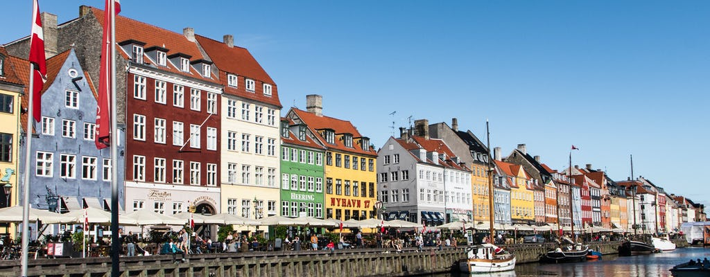 Best of Copenhagen 3-hour private walking tour