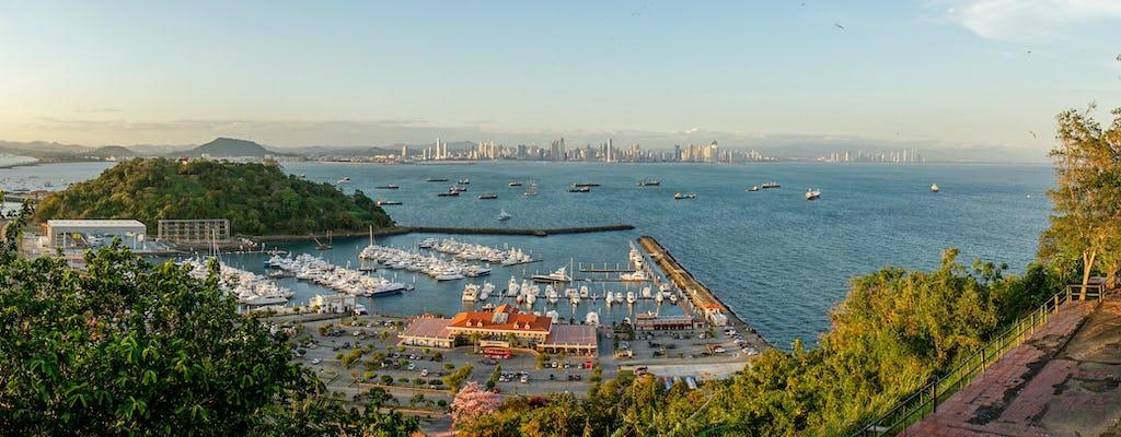 Le circuit de 3 jours de l'expérience du Panama