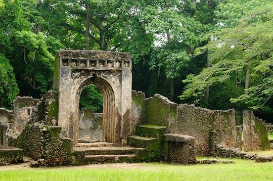 Malindi, Arabuko Sokoke Forest, and Gedi Ruins day tour