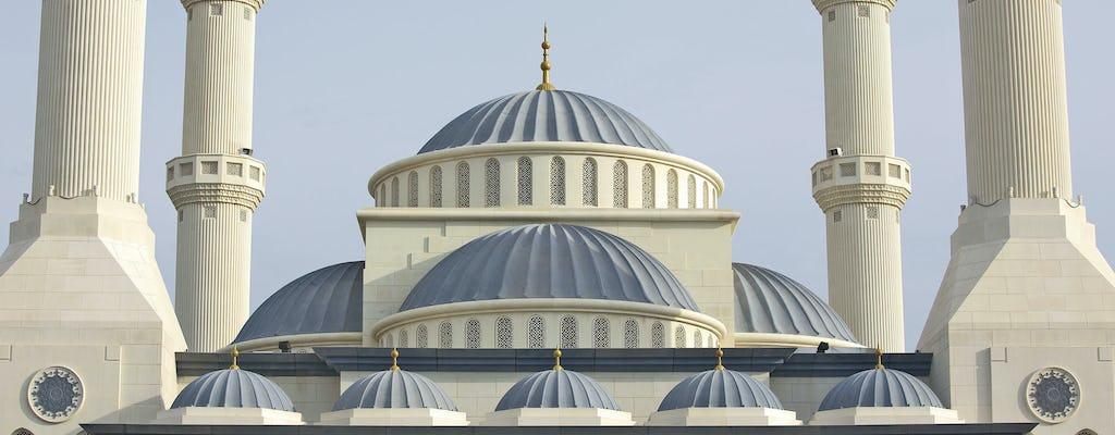 Tour di mezza giornata di Dubai e visita della Moschea blu