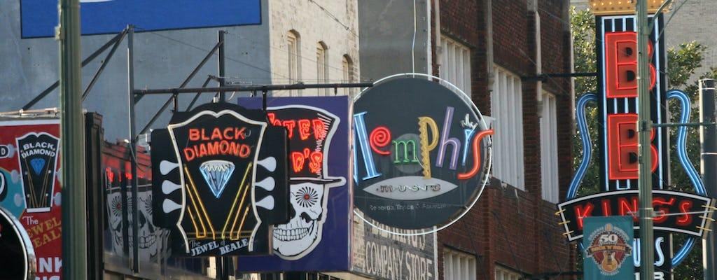 Viagem de um dia para Memphis saindo de Nashville com acesso VIP a Graceland