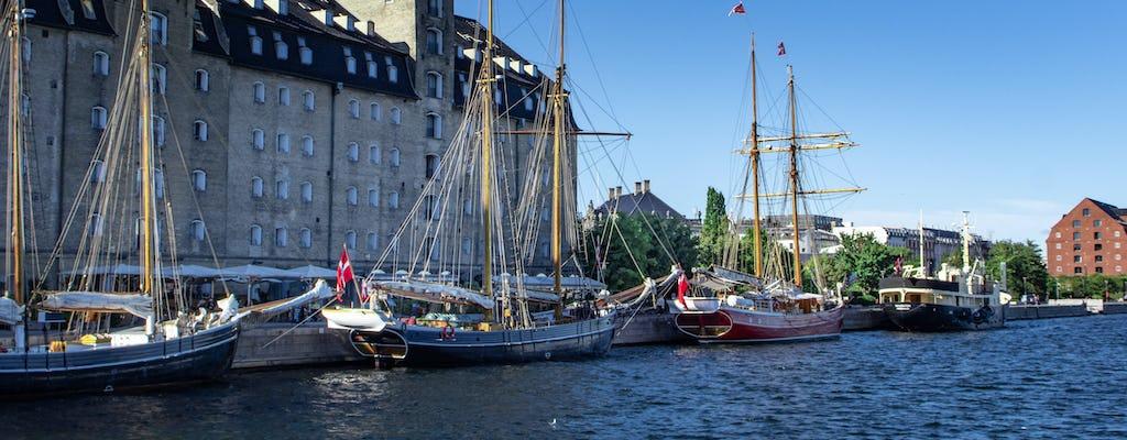 Passeio a pé para grupos pequenos de 3 horas em Copenhagen