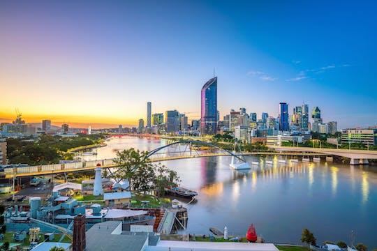 Tour delle attrazioni di Brisbane