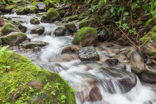 Rapel em Anton Valley e aventura nas termas