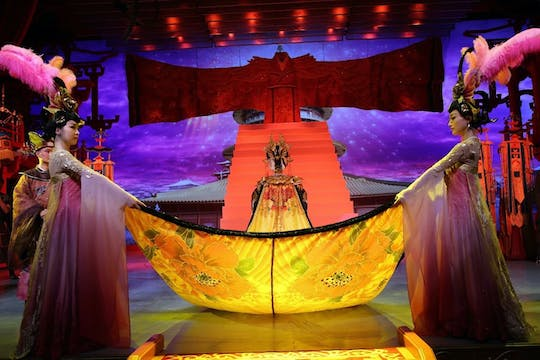 Full day private tour - Xian Terracotta Warriors and Tang dynasty dinner show