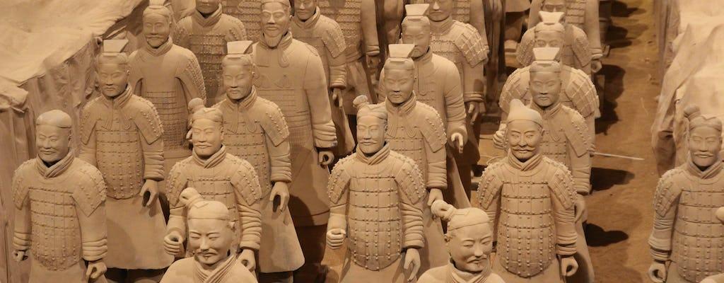 Tour privato di mezza giornata a Xian - Museo dei guerrieri di terracotta con trasferimento aeroportuale