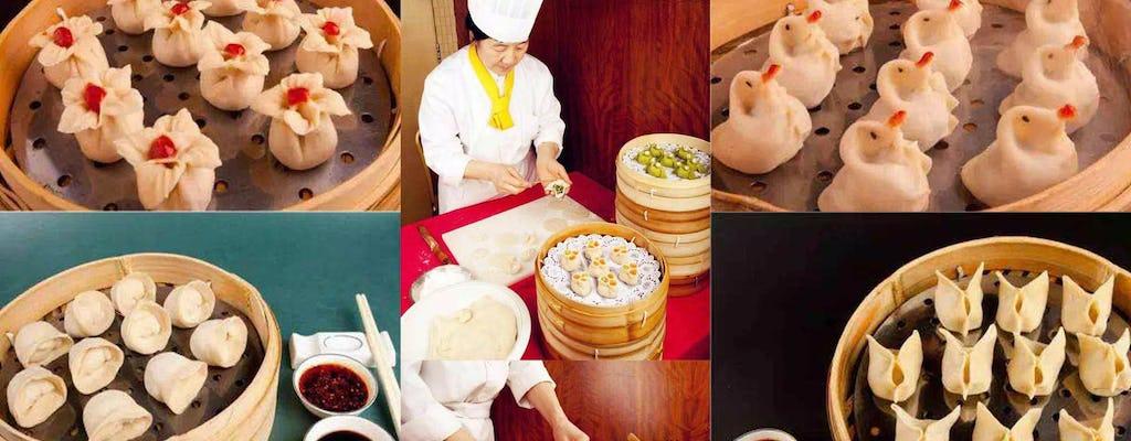 Ночная экскурсия - танцевальное шоу династии Тан Сянь и пельмени на ужин