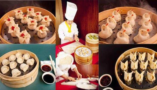 Tour notturno: spettacolo di danza della dinastia Xian Tang e cena con gnocchi