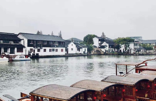 Full day private tour - Shanghai ancient water town and Huangpu river cruise