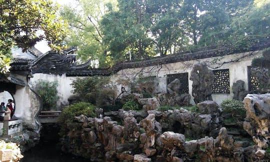Весь день частный тур - Шанхай достопримечательности набережная Вайтань и Сад Юй Юань