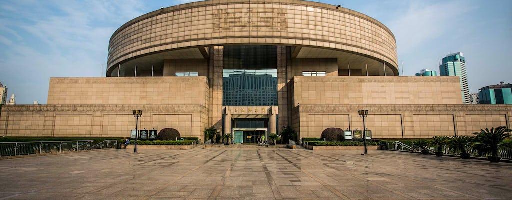 Volledige dag klassieke privérondleiding door Shanghai