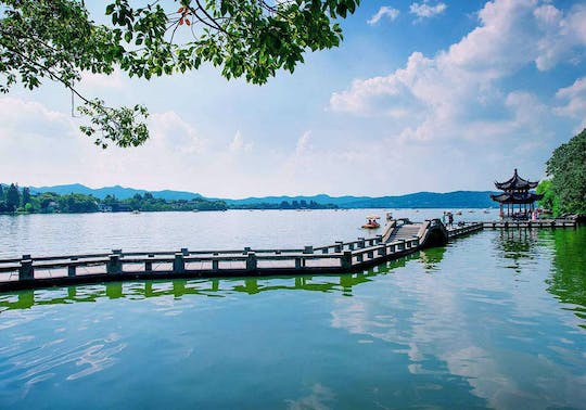 Full day private tour - Hangzhou highlights from Shanghai