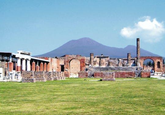 Half-day Pompeii tour