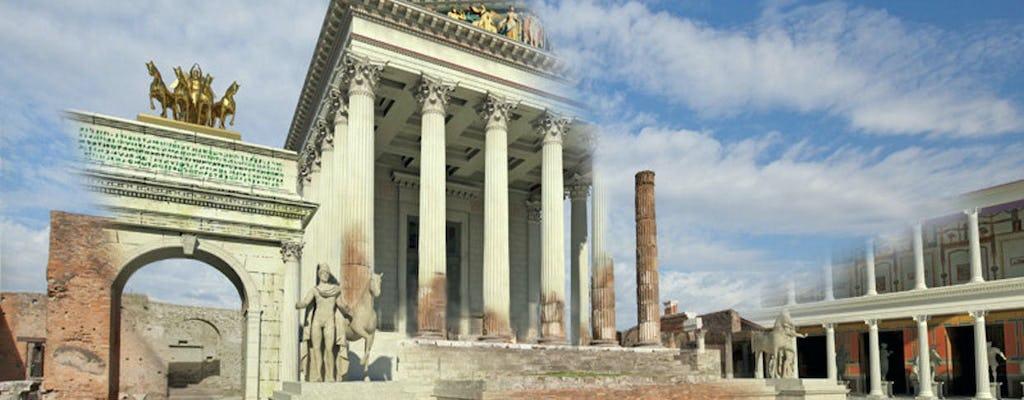 Помпеи и Геркуланум экскурсия с AR-очками
