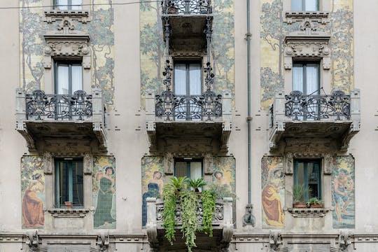 Пешеходная экскурсия 20-го века Милан